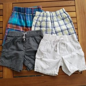 12 month boys shorts bundle